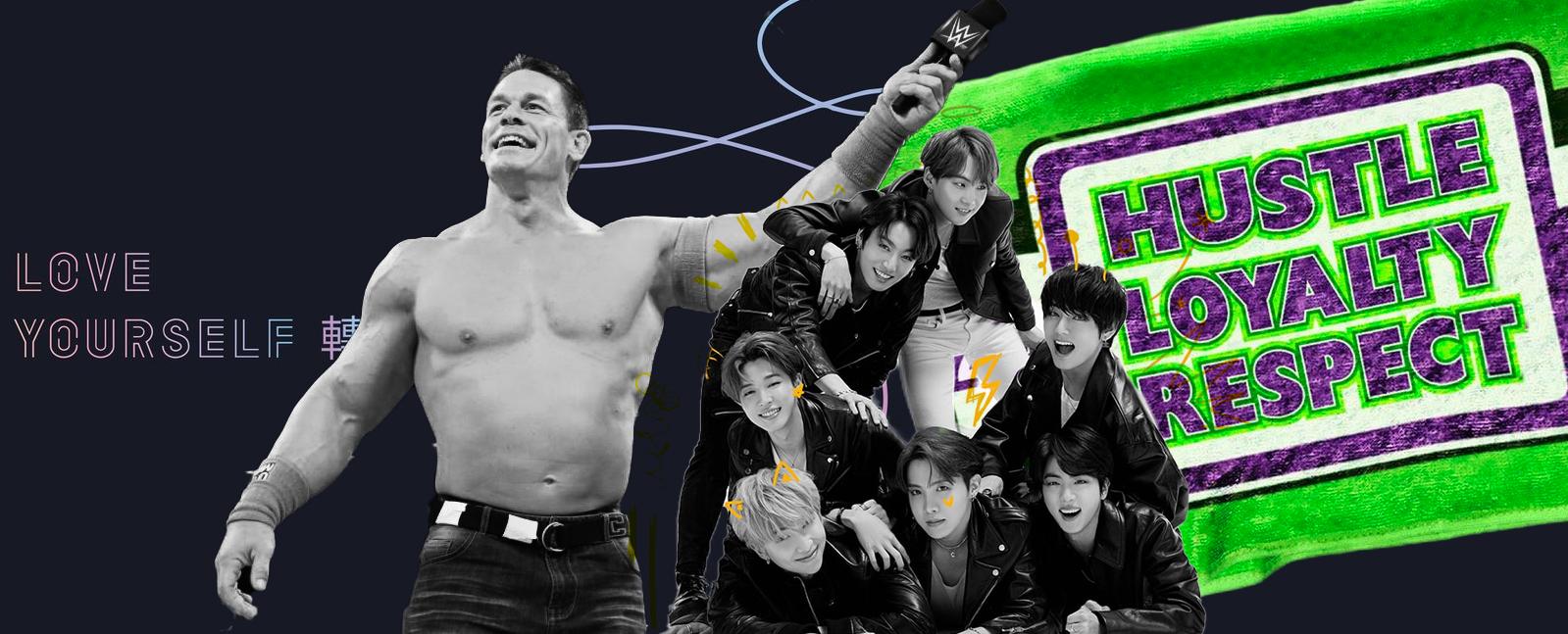 Photo of Understanding the (Not So) Unlikely Bond Between John Cena and BTS