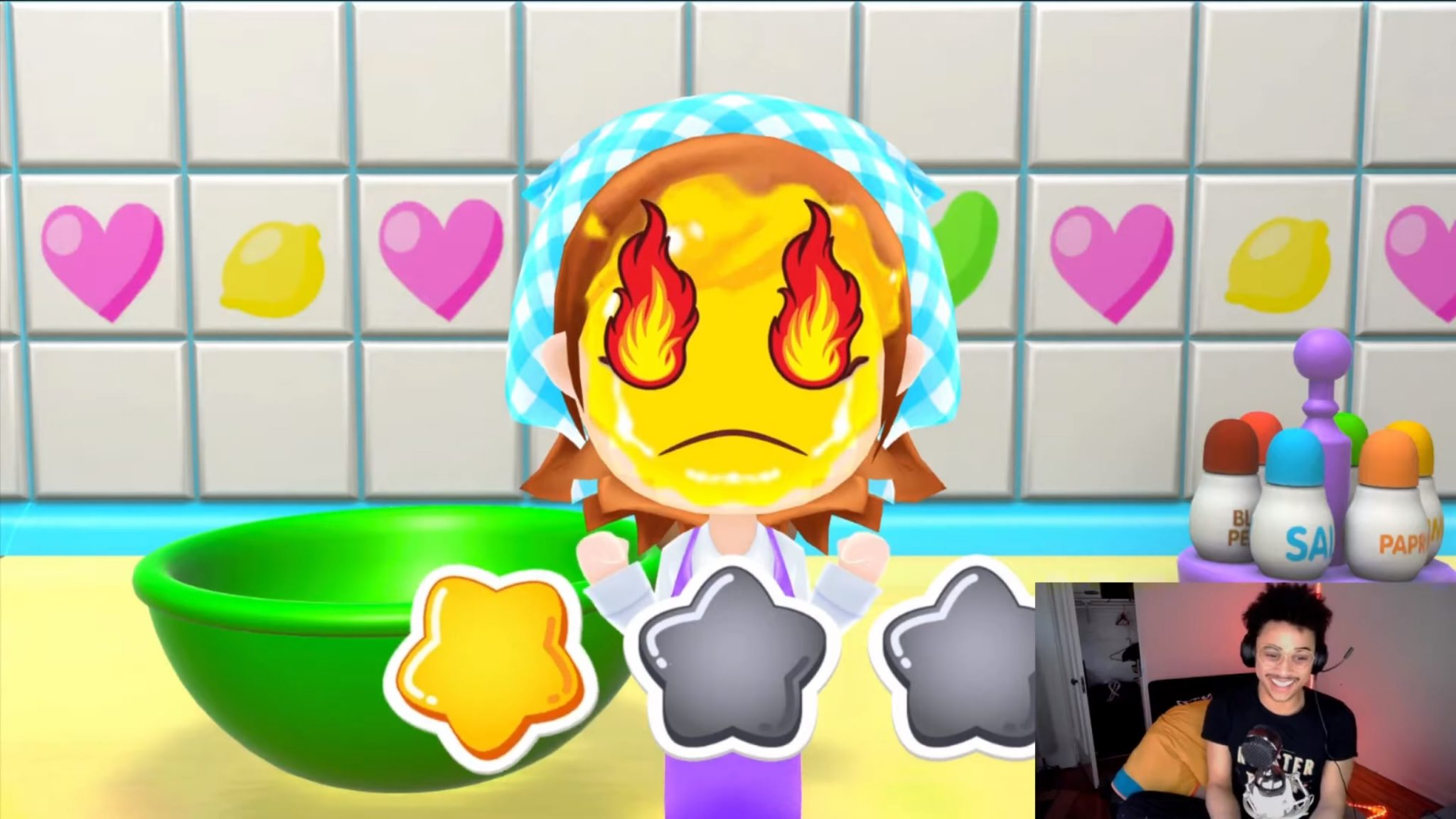 Photo of The Forbidden Cooking Mama | Fanbyte Plays Cooking Mama: Cookstar