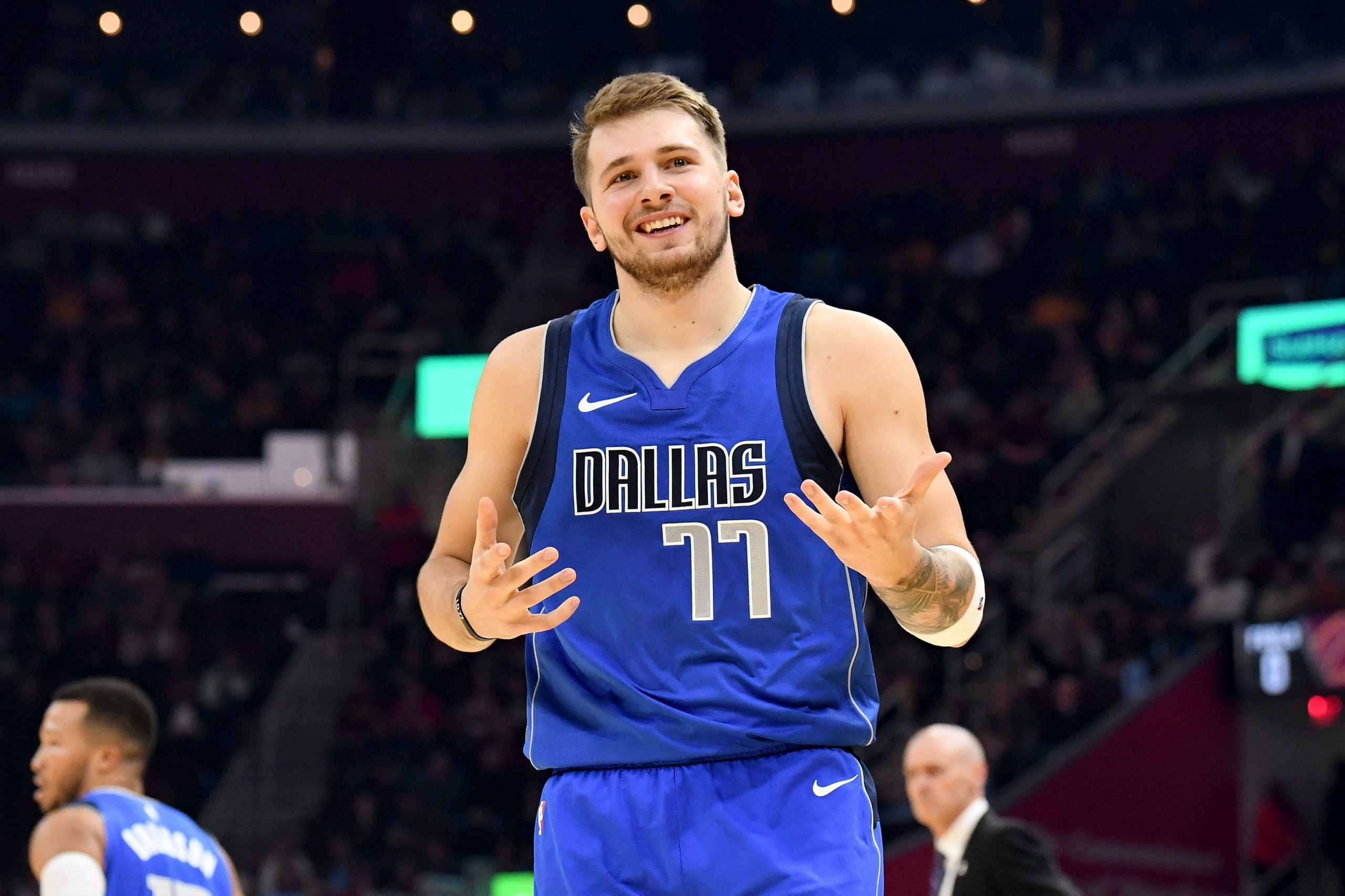 Photo of SportsMiddle 9: We Could Take Luka Doncic 1v1, Probably