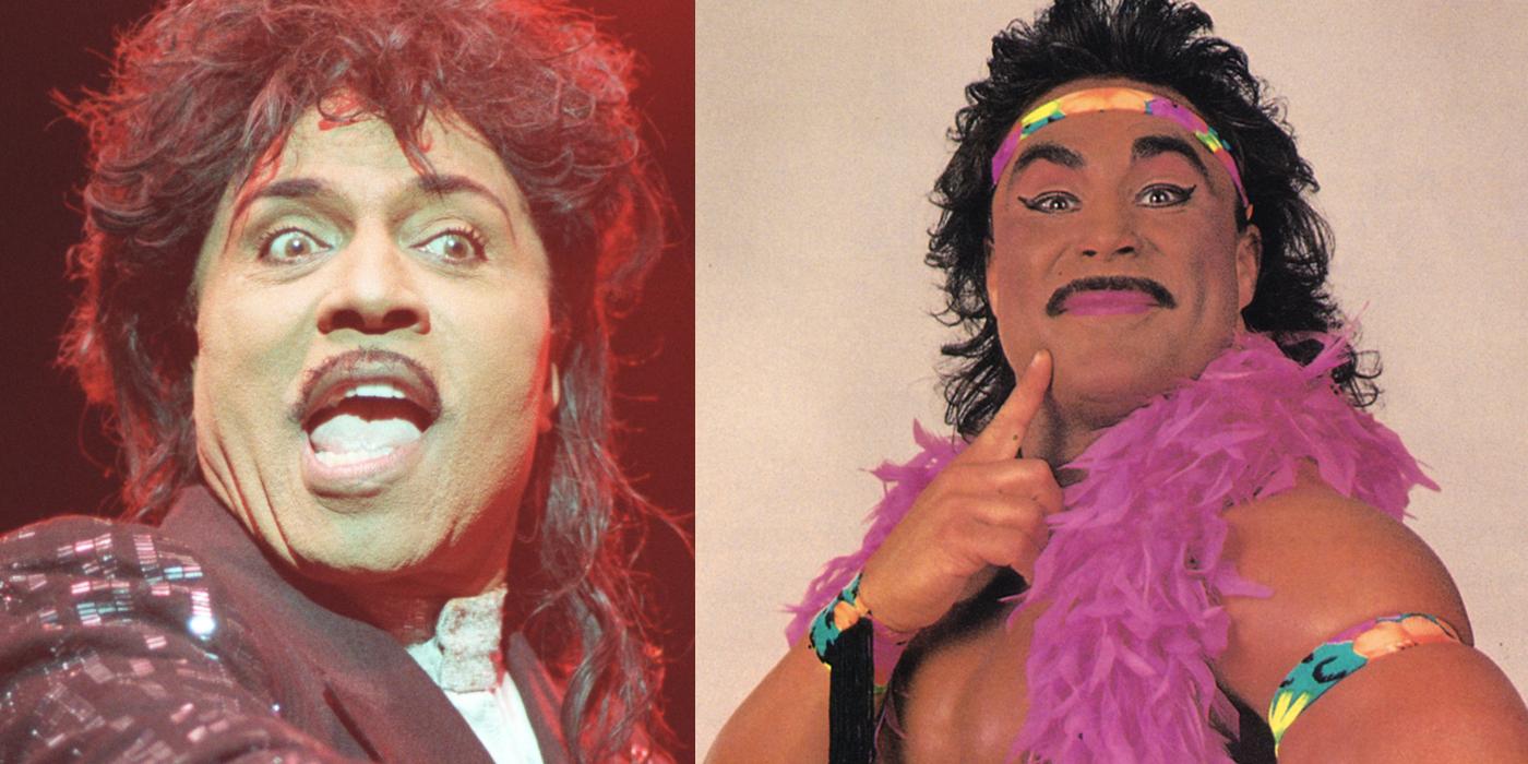 Photo of On Johnny B. Badd, Wrestling's Little Richard