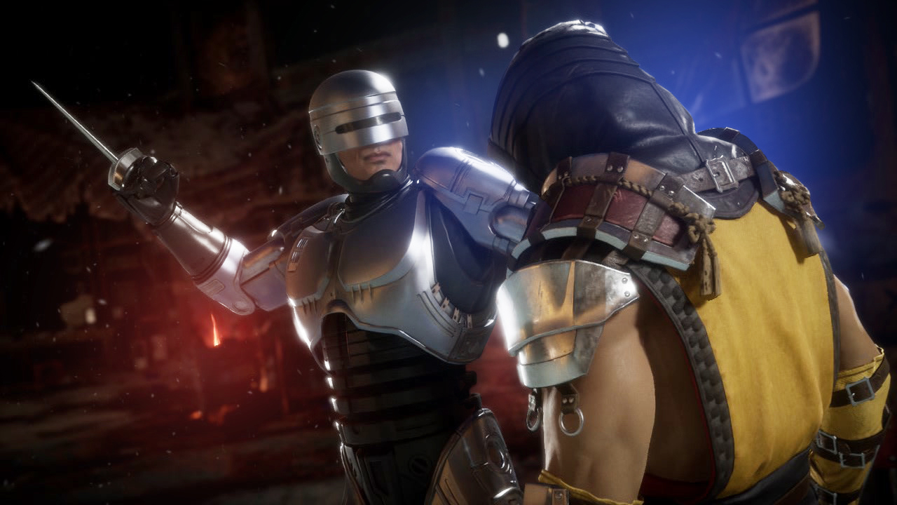 Photo of RoboCop is Coming to Mortal Kombat 11, I Guess