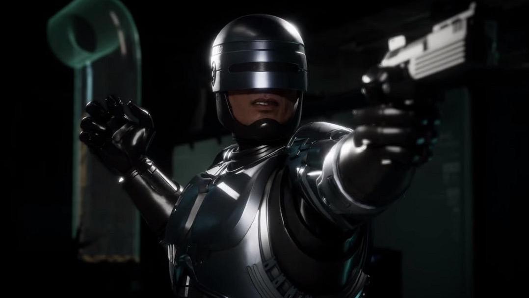 Photo of RoboCop in Mortal Kombat 11: A Review