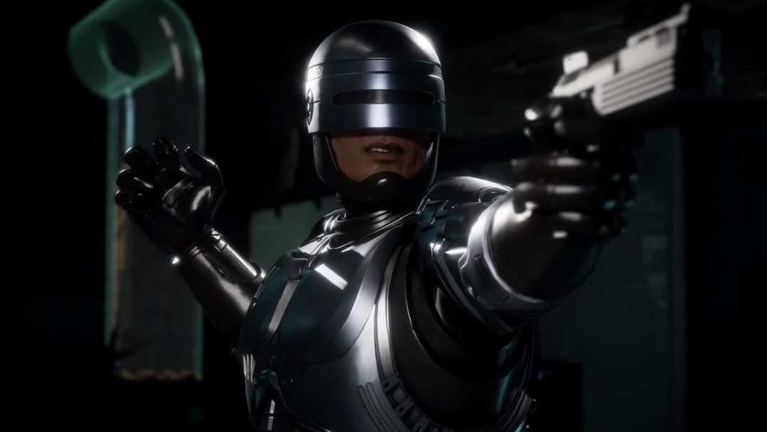 Photo of RoboCop in Mortal Kombat 11: A Review