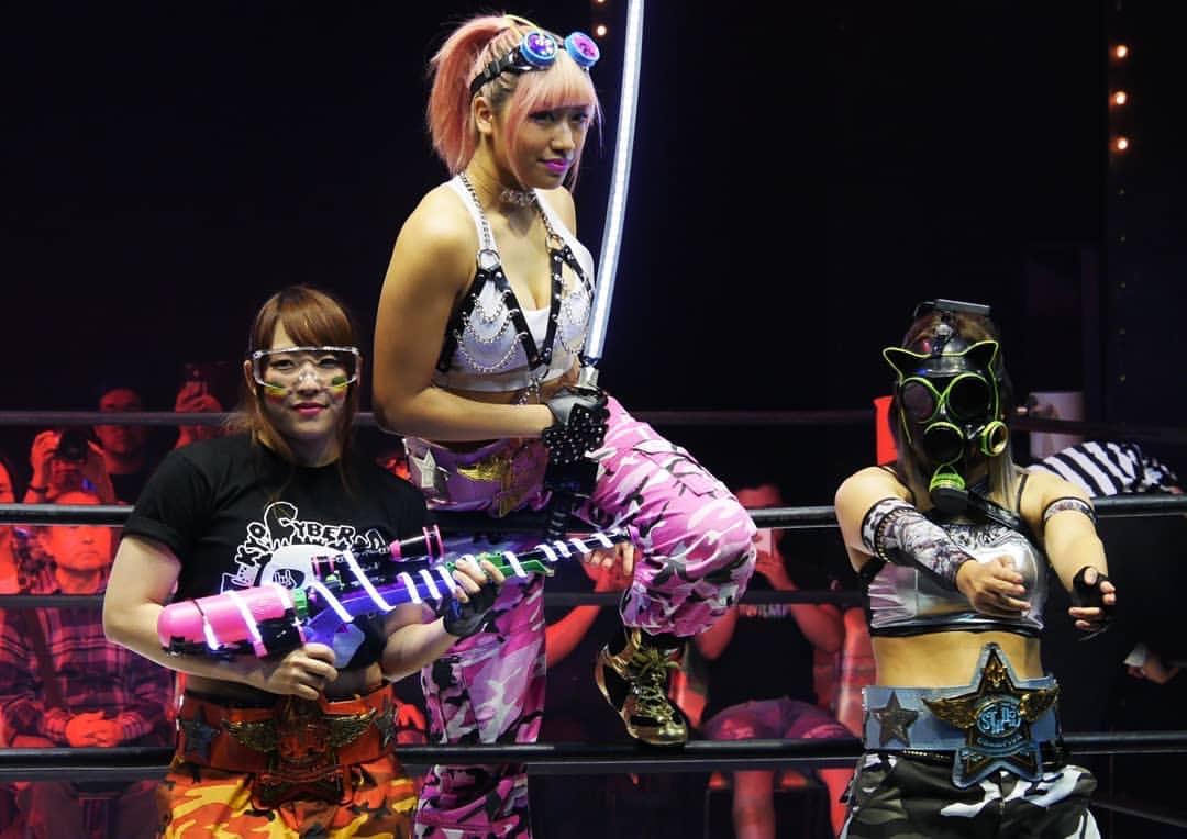 Photo of Fanfyte 15: Hana Kimura