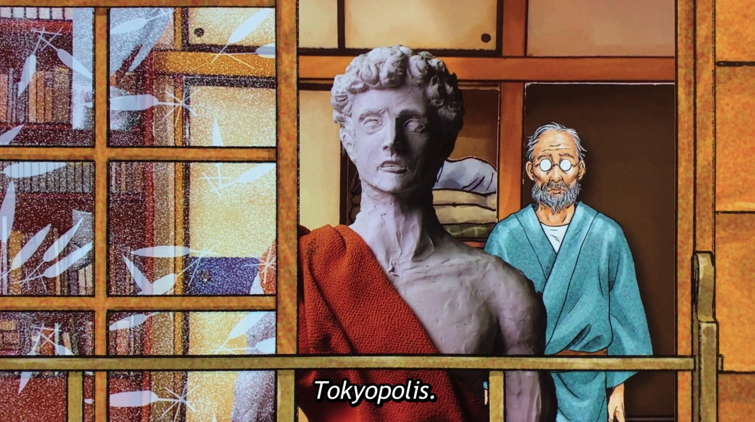 Photo of Eric Thurm Makes merritt k Watch Anime 8: Extra Olympia Kyklos
