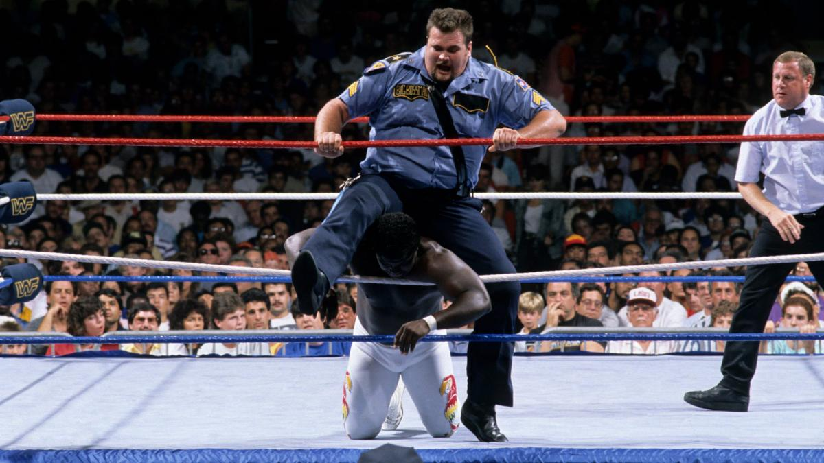 Photo of The Big Boss Man: Wrestling As Copaganda