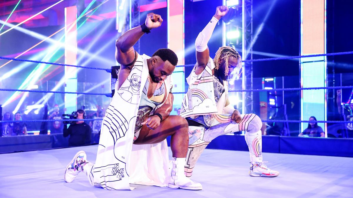 Photo of The New Day and Black Power In WWE