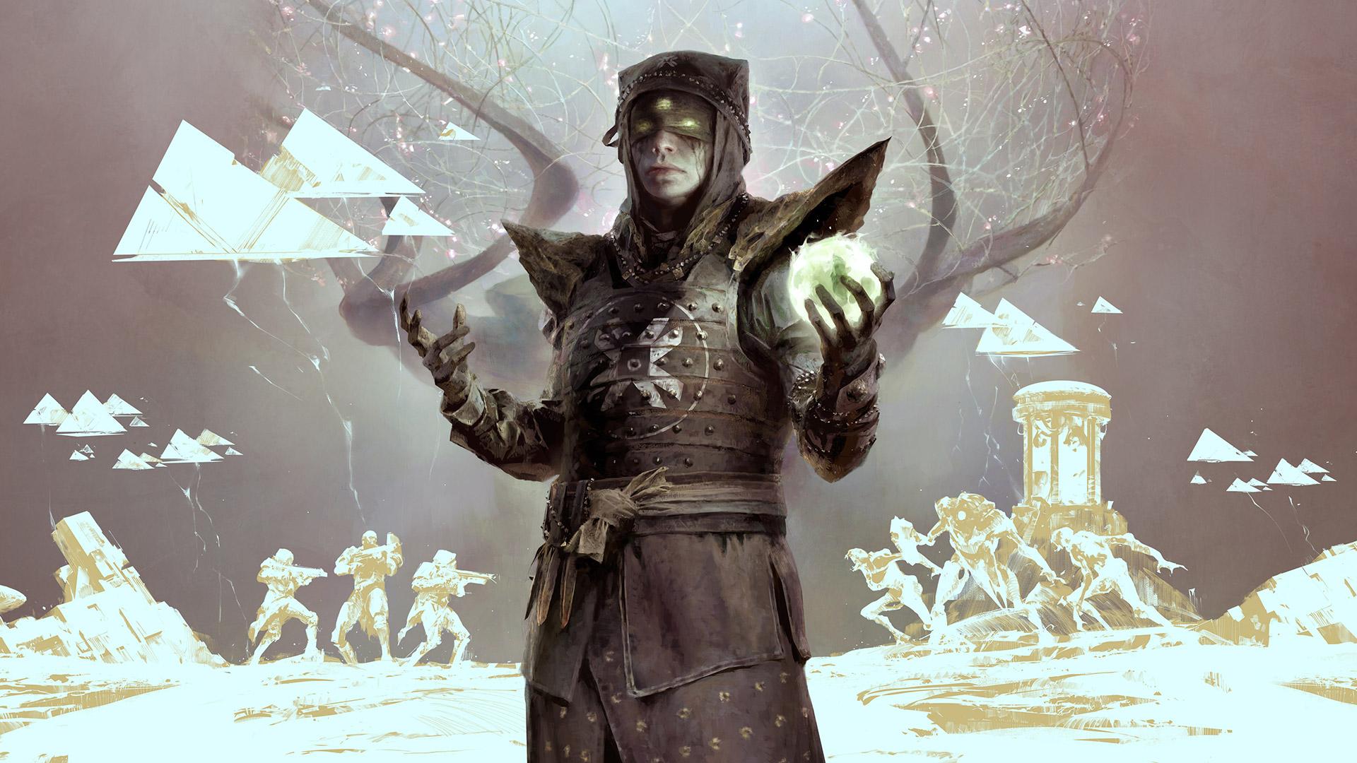 Destiny 2 Arrivals Key Art 2