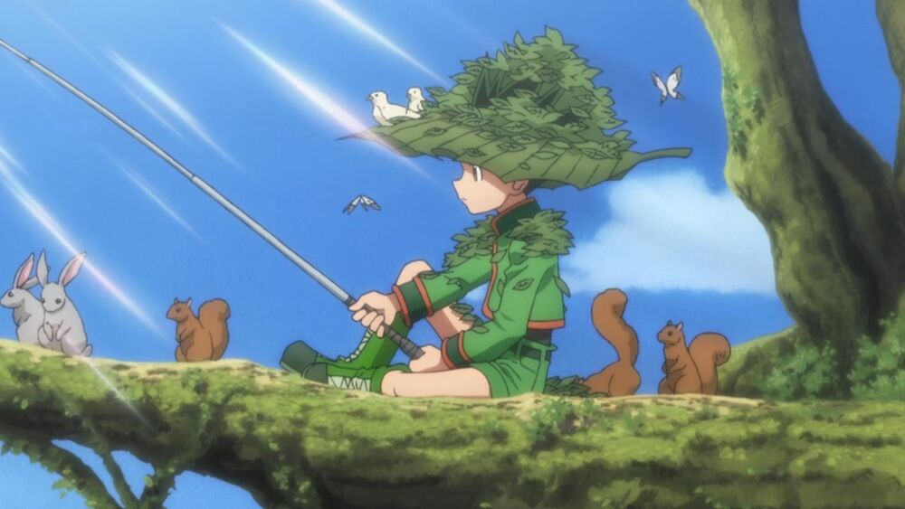 Photo of Eric Thurm Makes merritt k Watch Anime 11: Hunter X Hunter