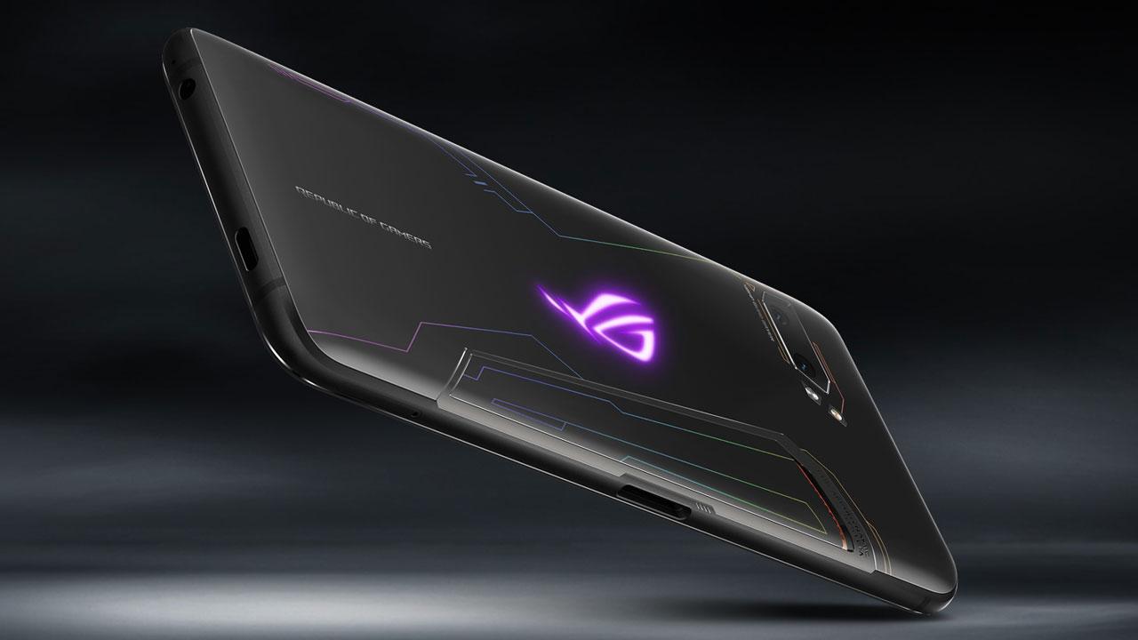 ASUS ROG phone II PUBG Mobile