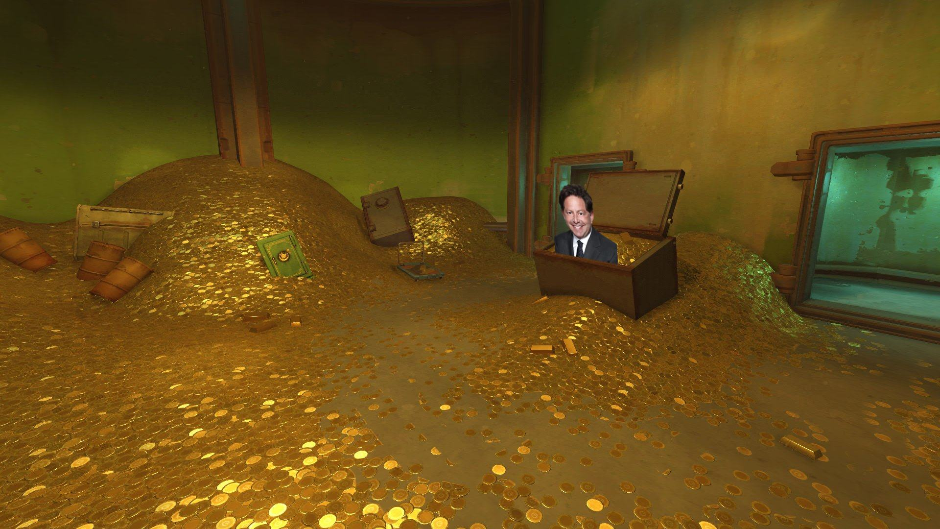 Photo of Shareholders: Kotick's Millions Are Worth More Than His Performance