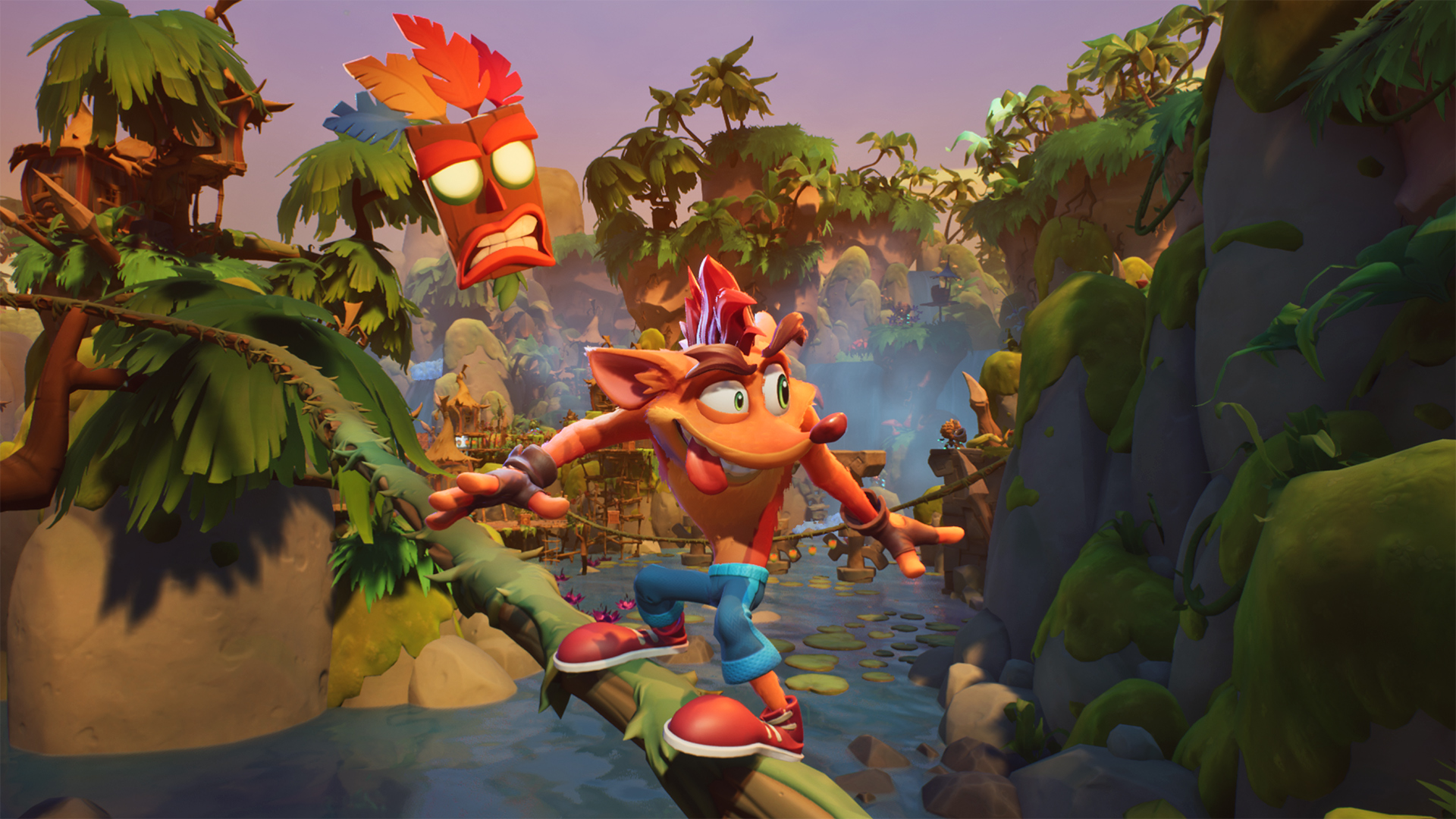 Photo of Crash Bandicoot 4: It's About Time Gets a Proper Reveal, October Release Date