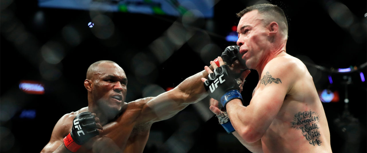Photo of Fanfyte 16: Colby Covington Jaw Punch