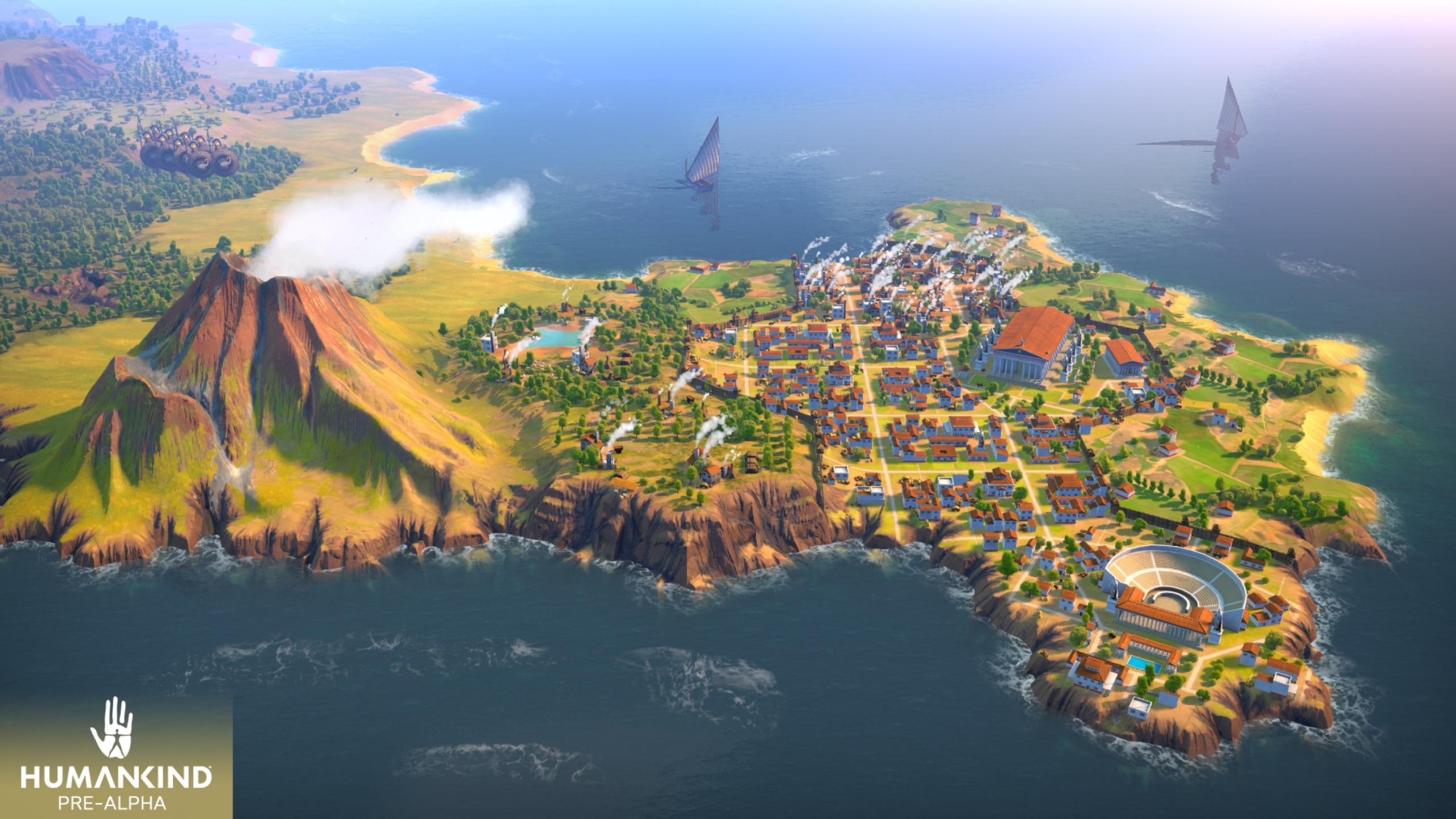 humankind island