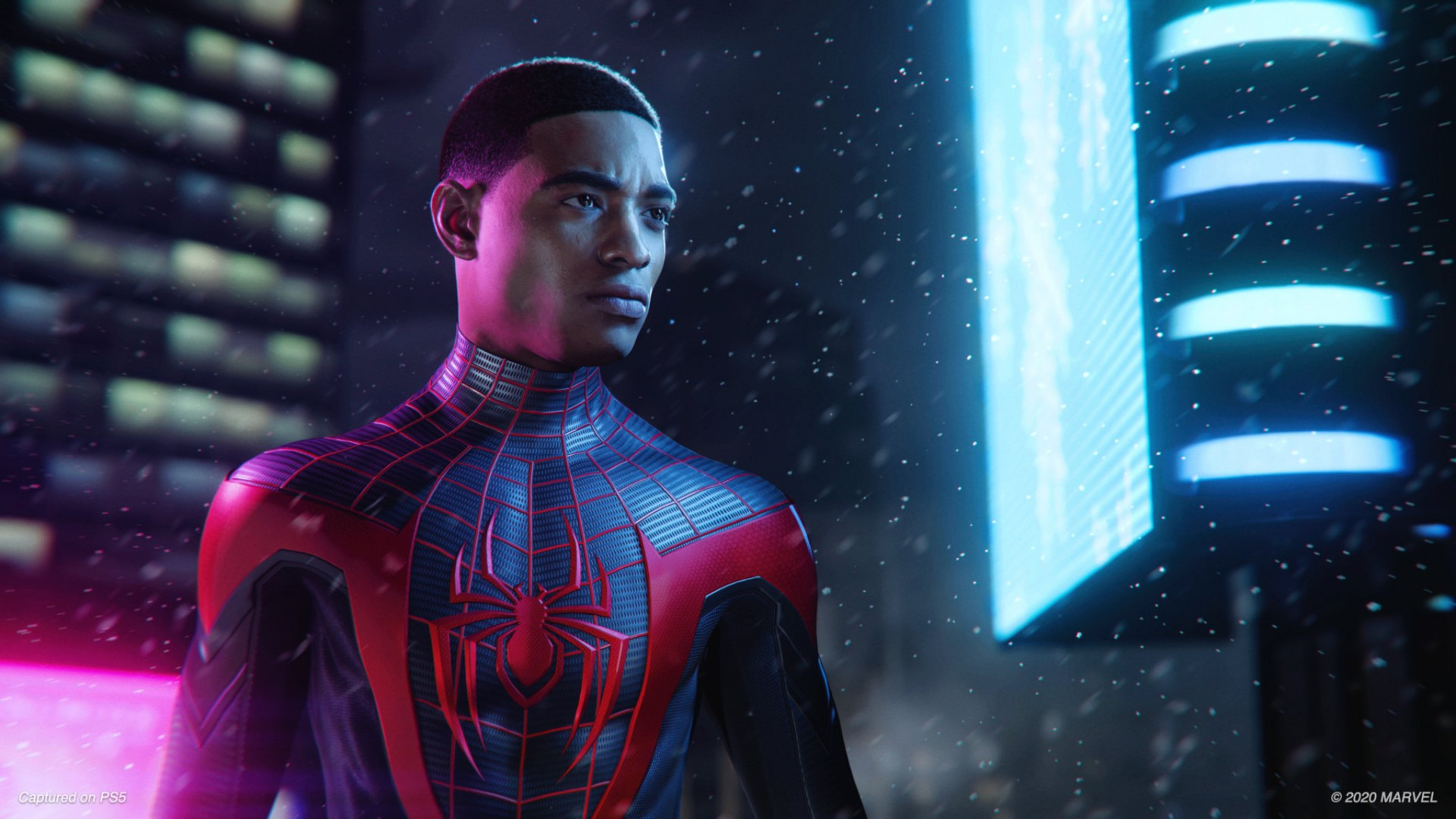 Photo of Insomniac Compares Spider-Man: Miles Morales to Uncharted: Lost Legacy in Scope