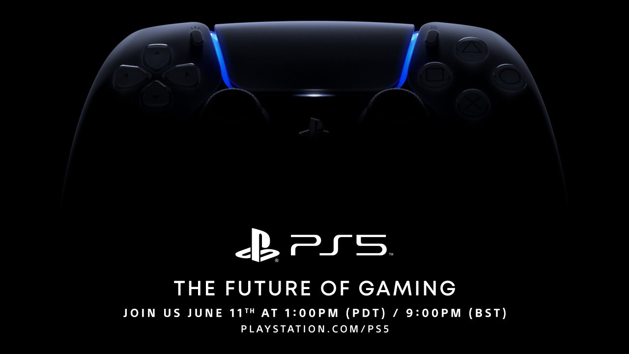 playstation 5 PS5 reveal date time sony