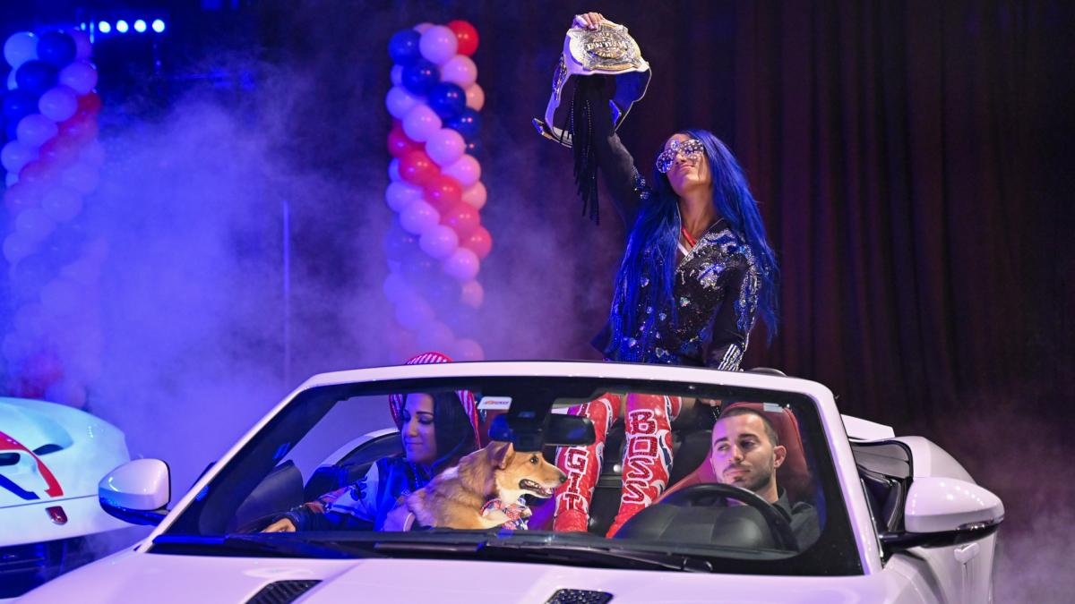 Photo of Patriotism Loses: 4 Highs from NXT's Great American Bash Night 1