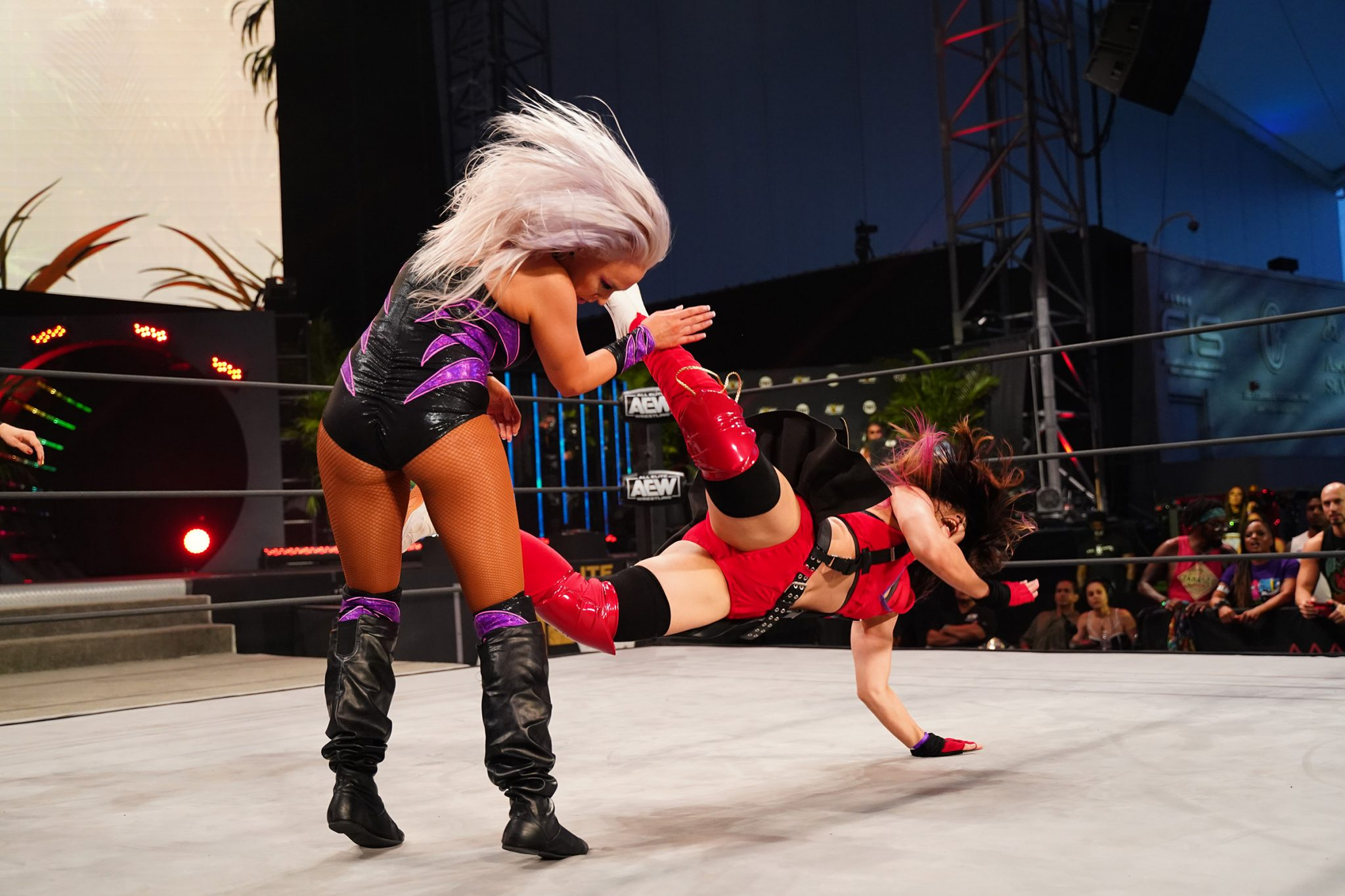 Photo of The Deadly Draw and the AEW Women's Division's Slow Start