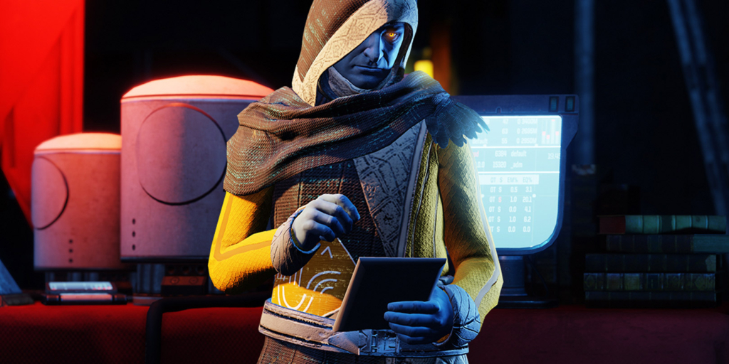 Destiny 2 Cryptarch