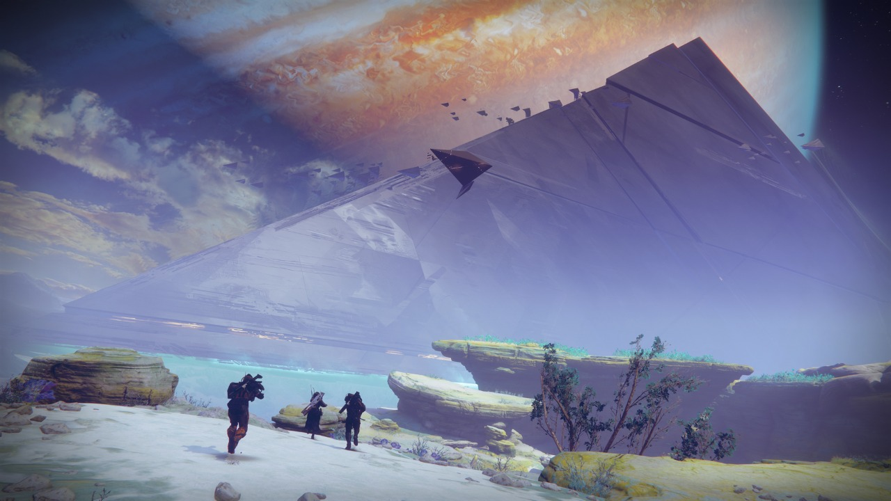 Destiny 2 Weapons and Armor Beyond Light