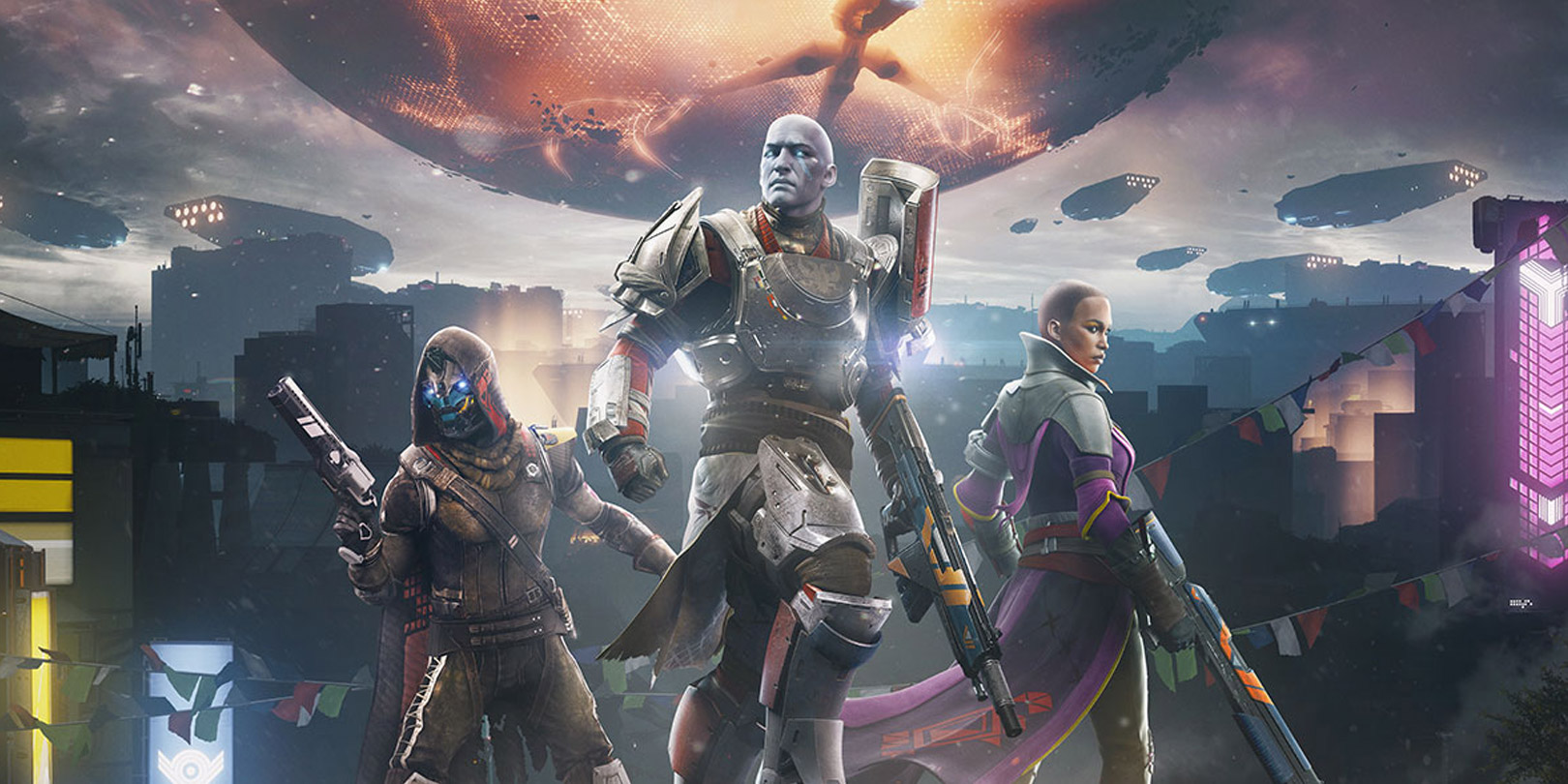 Destiny 2 Year 3