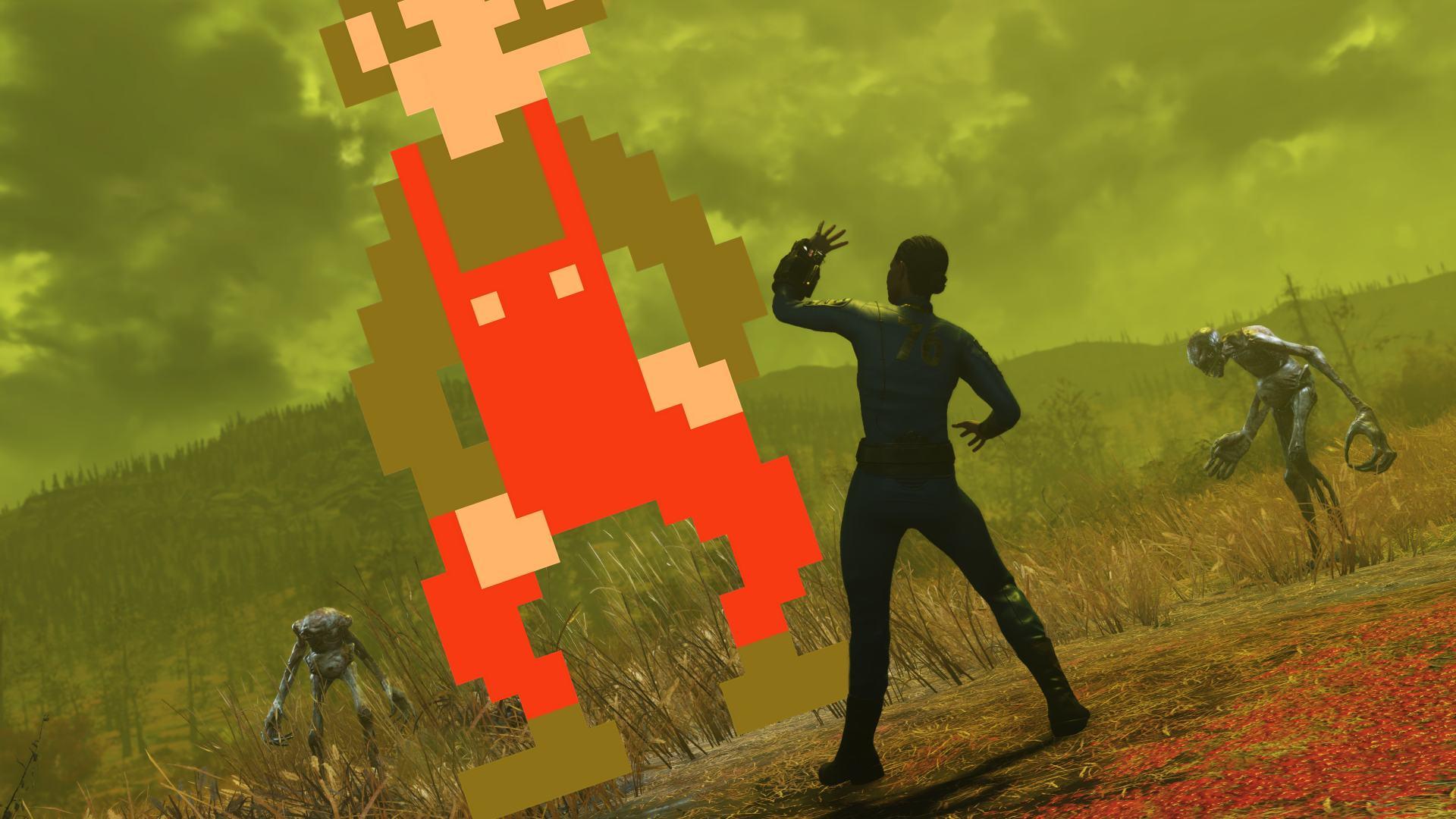 Photo of Numbers Go Up 7: Mario's Bones