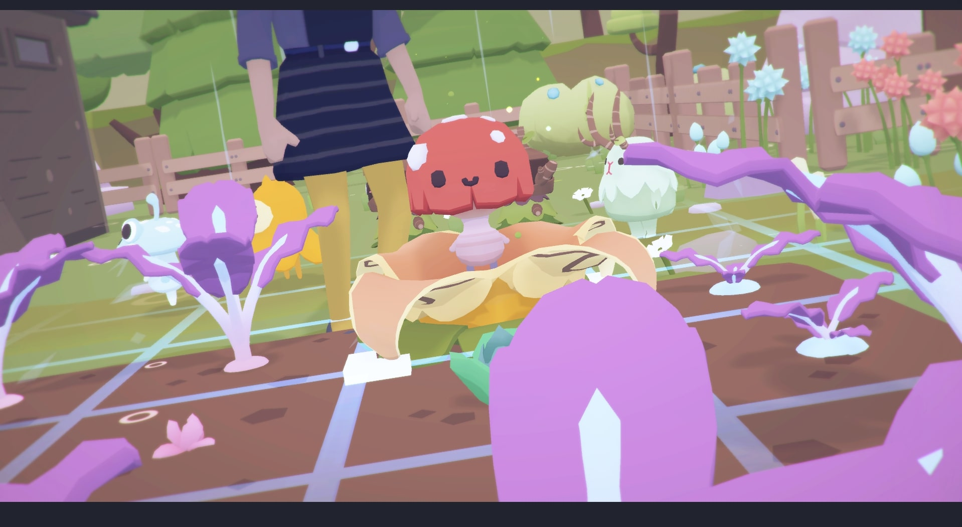Photo of Early Assess: Ooblets Breaks Through the Corny Barrier With Sincerity