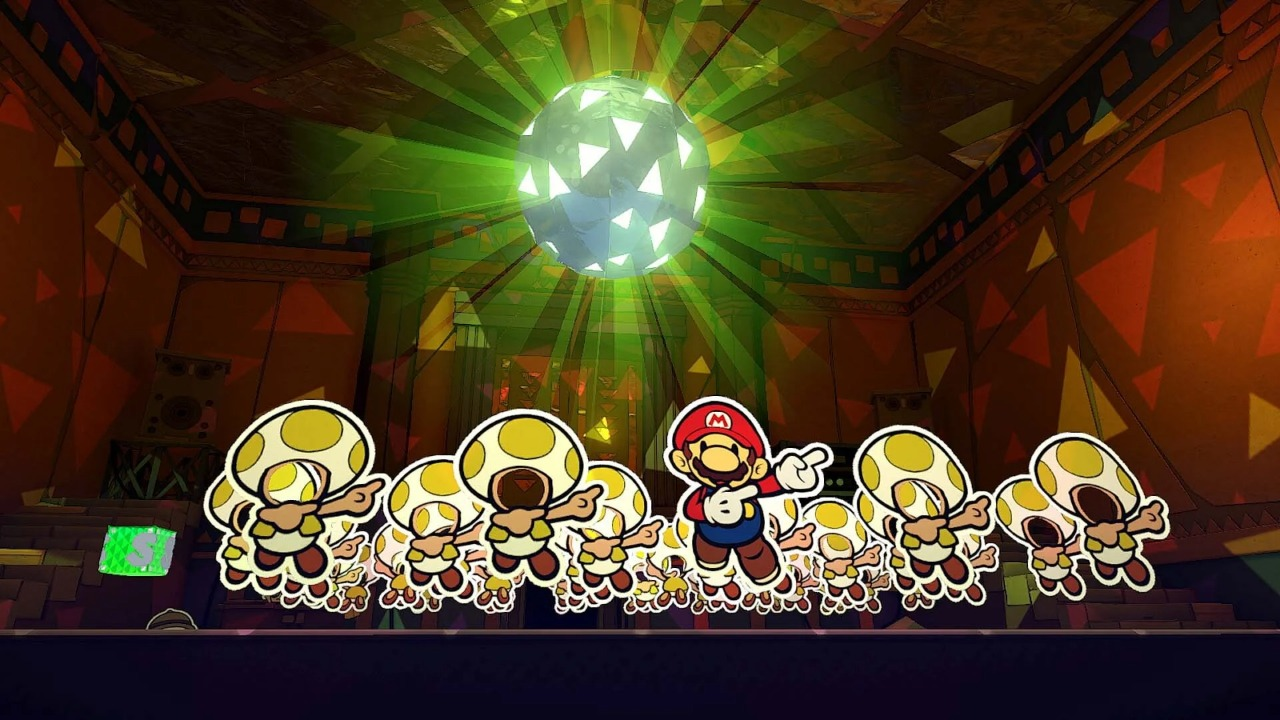 Photo of Paper Mario The Origami King – A Star Lights Your Way Puzzle Solution