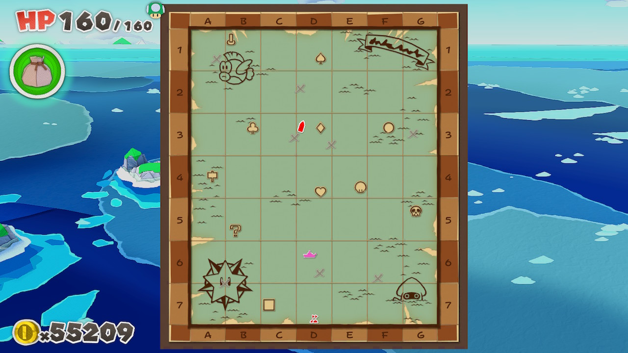 Paper Mario Origami King Every Island Location