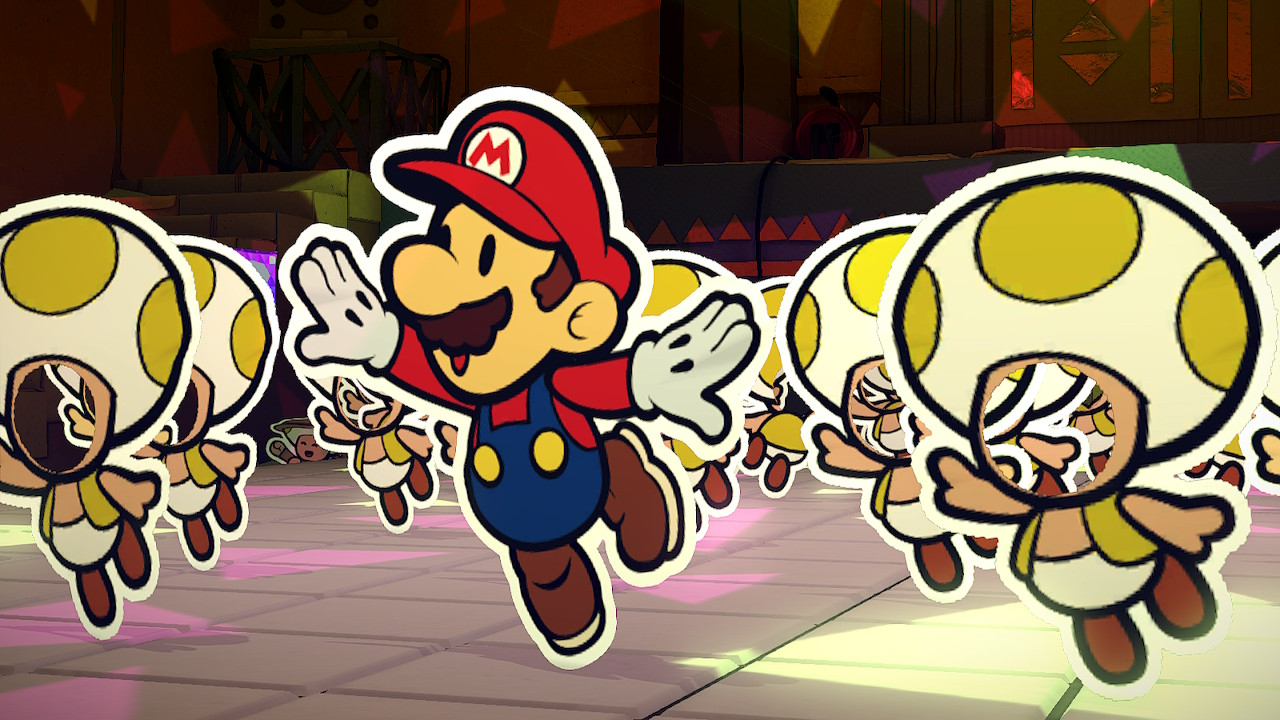 Photo of Paper Mario The Origami King – Where to Find 40 Faceless Toads