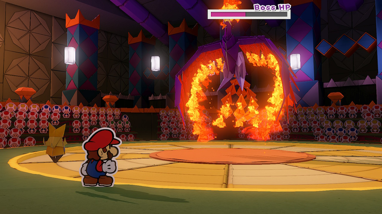 Photo of Paper Mario: The Origami King Final Boss Guide – How to Beat Olly