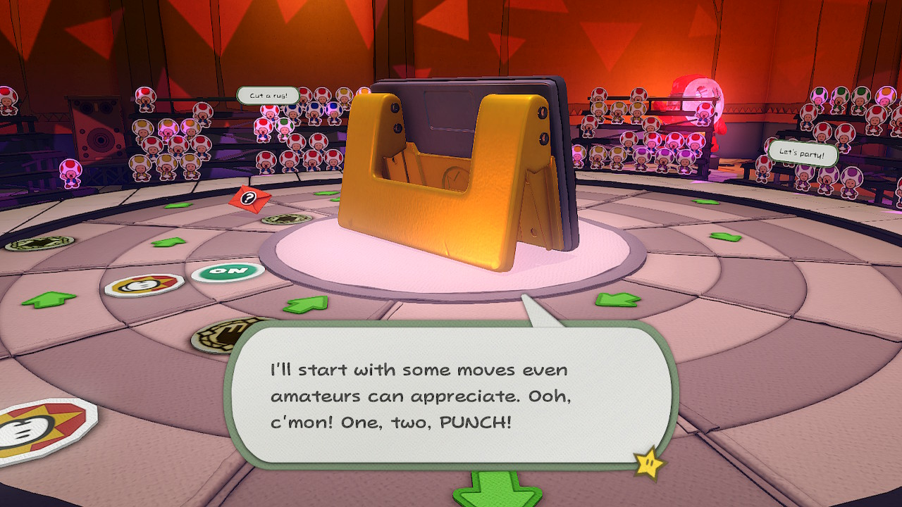 Photo of Paper Mario The Origami King – How to Beat Hole Punch