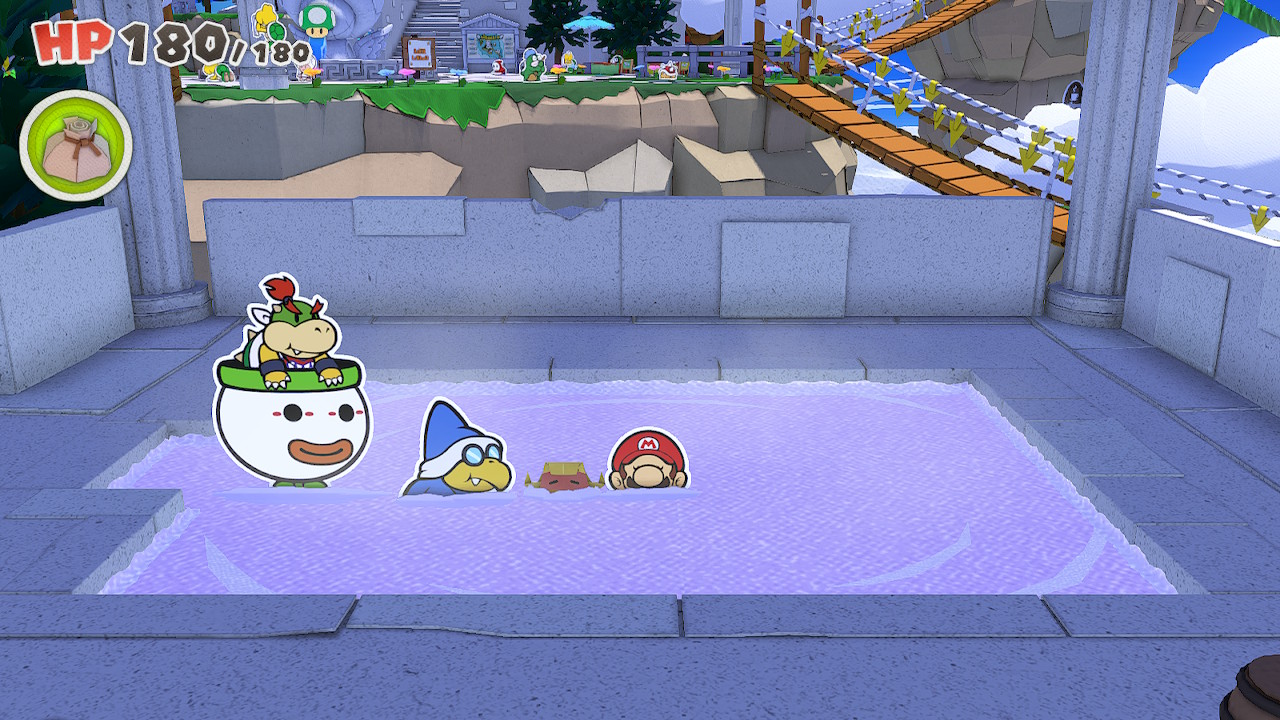Photo of Paper Mario The Origami King – Where to Find the Shangri-Spa Snifits