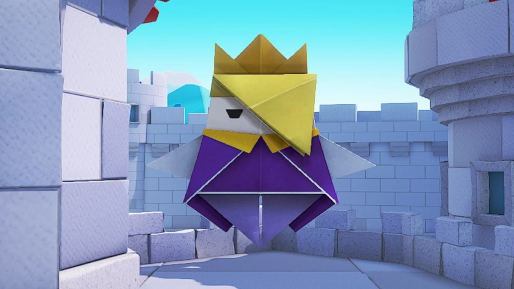 Paper Mario The Origami King House of Riddles
