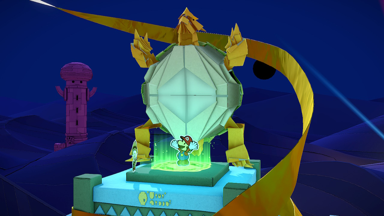 Photo of Paper Mario The Origami King – All Scorching Sand Tower Eye Locations