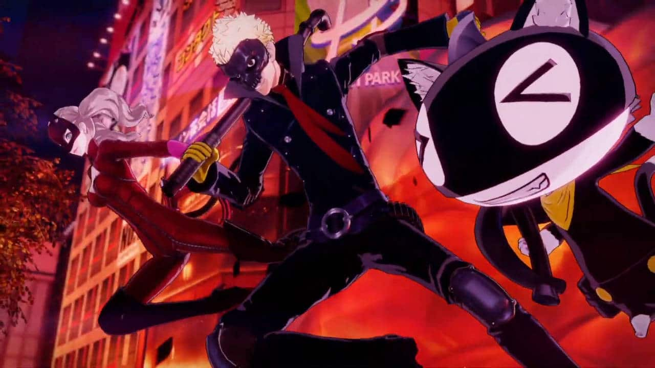 Photo of Thank God, Persona 5 Scramble's Coming to the West