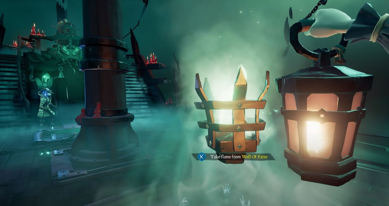 Photo of Sea of Thieves Guide – How to Get Every Color Lantern Flames