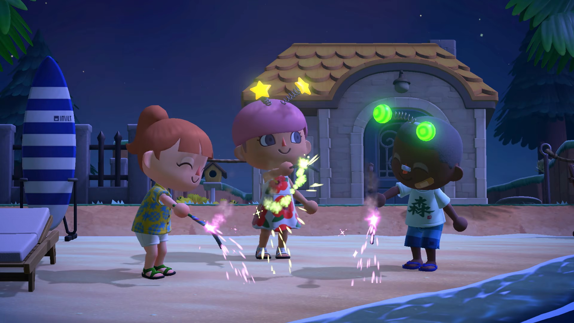 Photo of Animal Crossing New Horizons' Next Update Brings Fireworks in August