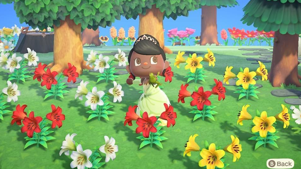 Photo of This Animal Crossing: New Horizons Player Recreates Iconic Disney Outfits