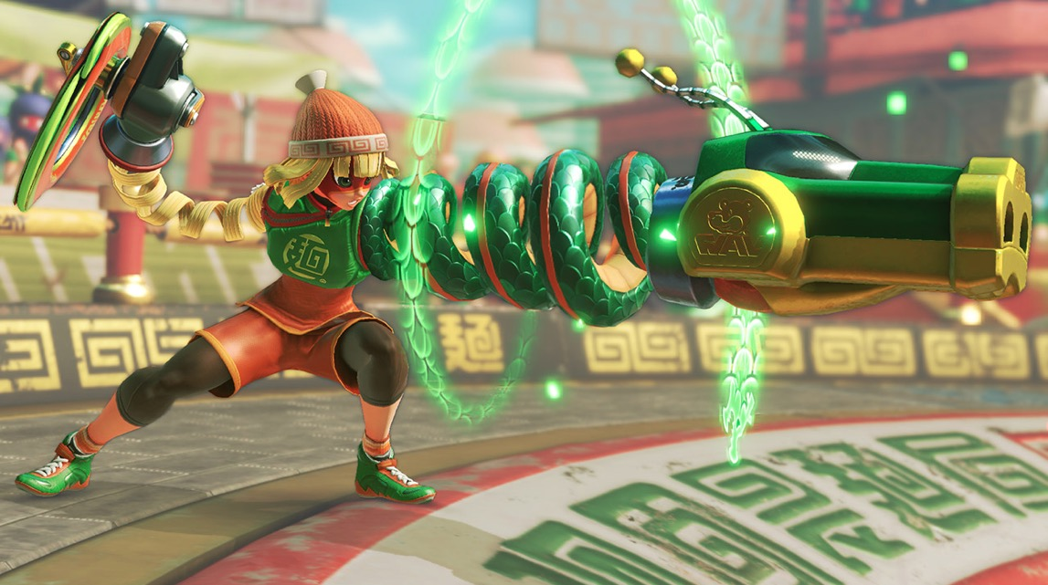 Photo of With Min Min in Smash, ARMS Deserves a Second Chance