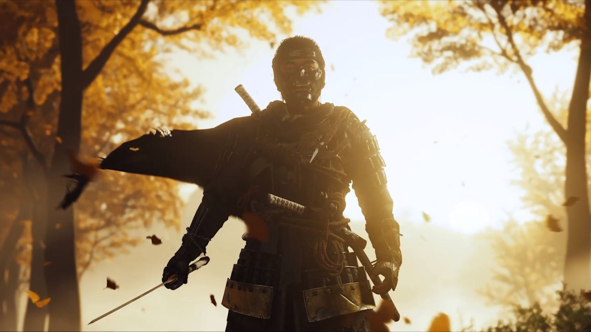 Photo of Ghost of Tsushima Movie Greenlit with John Wick Director at the Helm