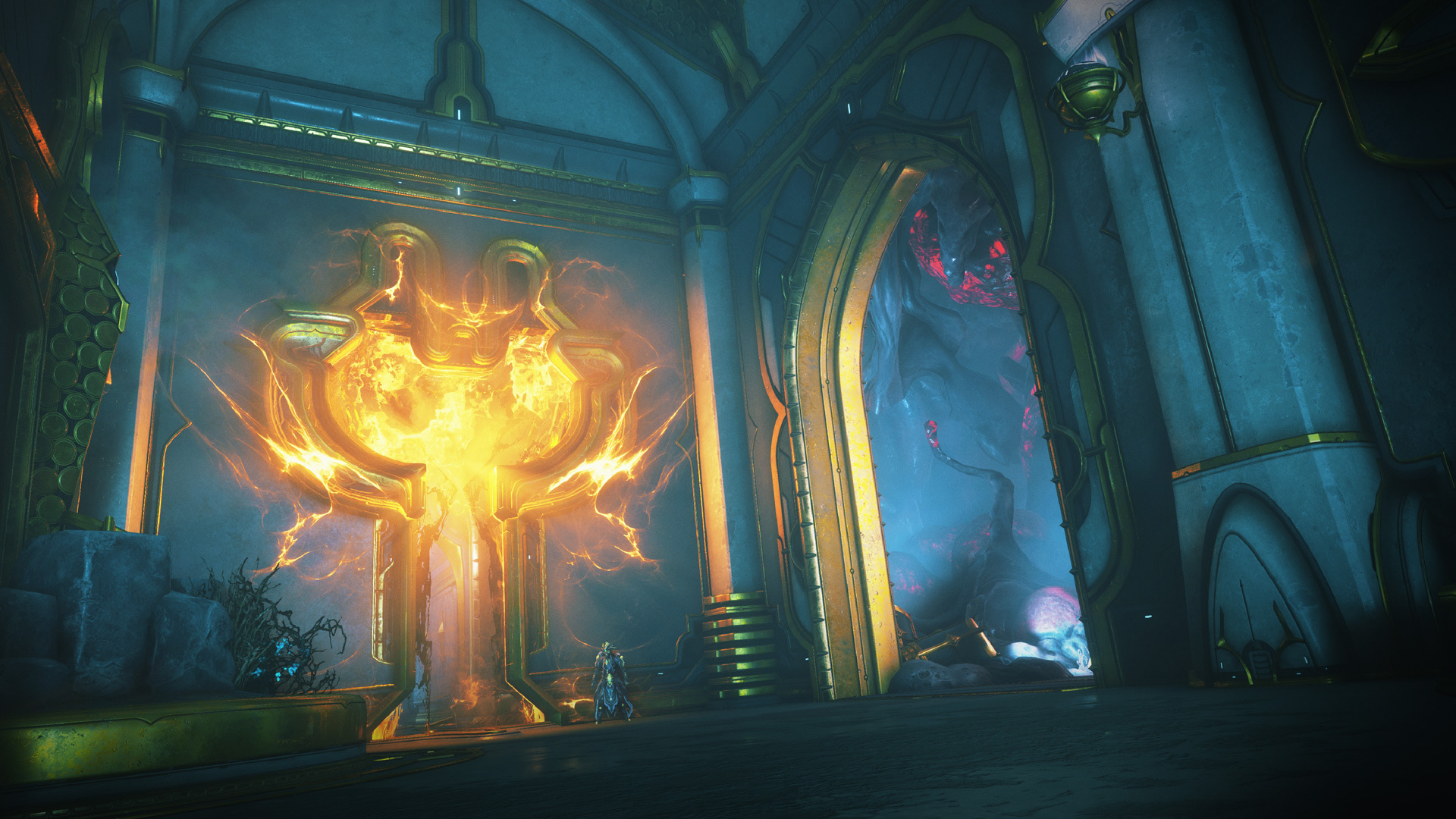 Photo of Warframe Pumps Fluid Into the Infested With the Heart of Deimos Update