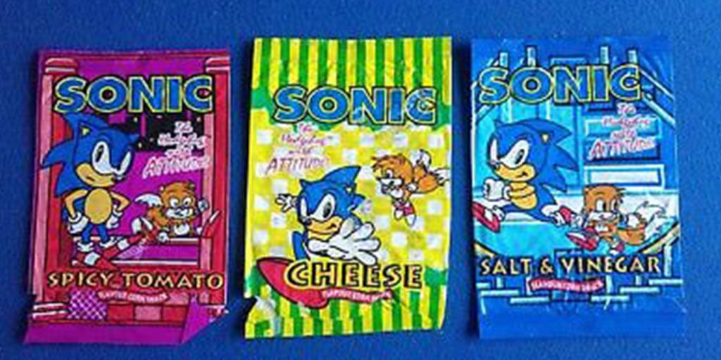 Sonic Crisps