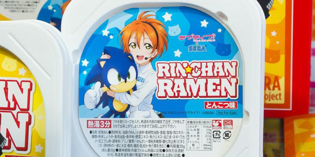 Rin-Chan Sonic Ramen