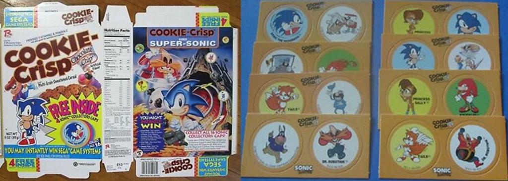 Sonic Cookie Crisp