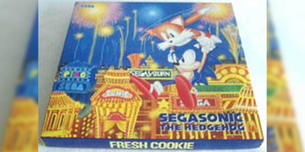 Sonic Fresh Cookies