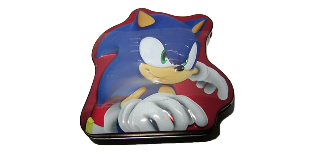 Sonic Marshmallow Tin