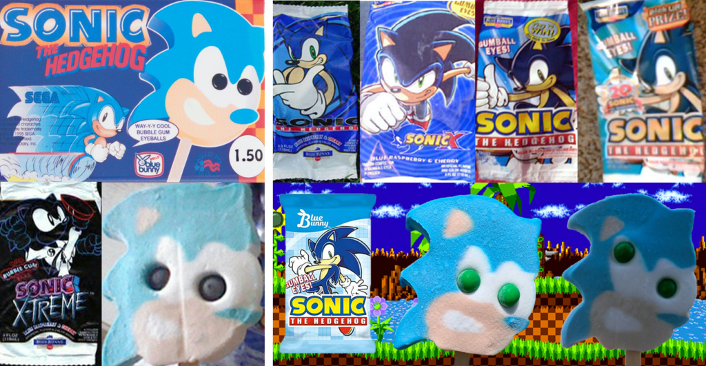 Sonic Ice Cream Bar