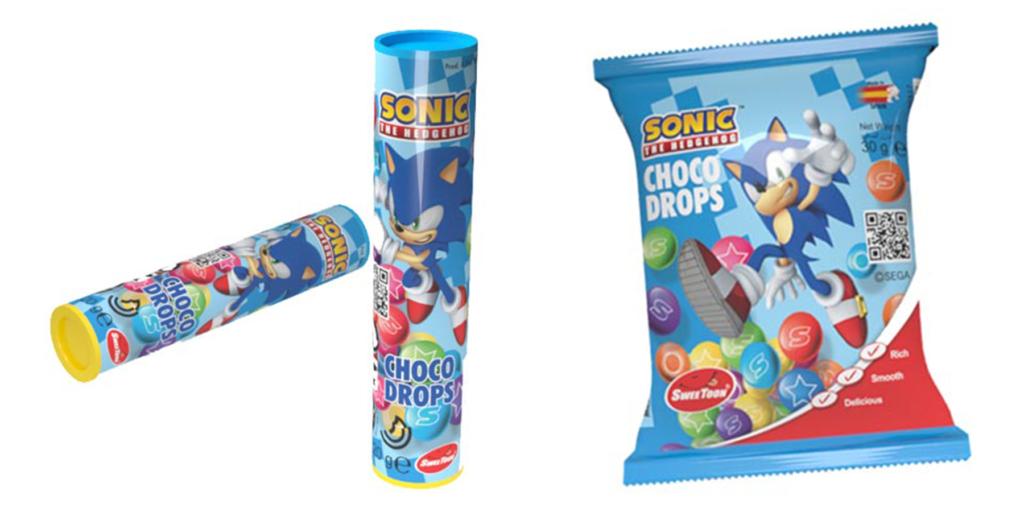 Sonic Choco-Drops
