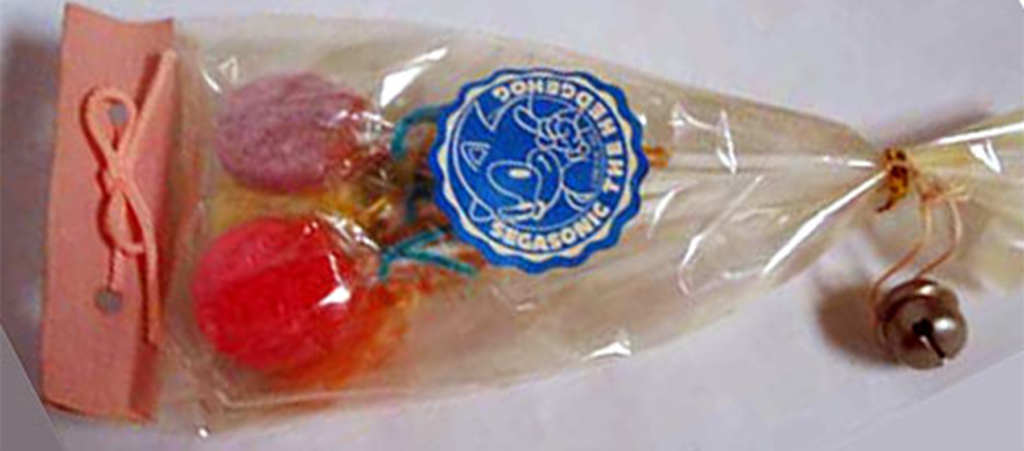 Sonic Gourmet Lollipops